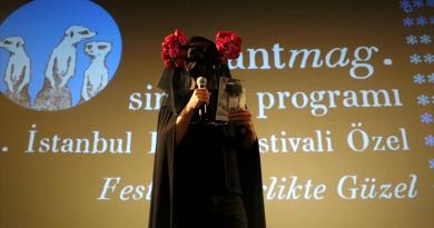 Bant Mag. Sinema Programı – Kadıköy Sineması İstanbul Film Festivali Gecesi