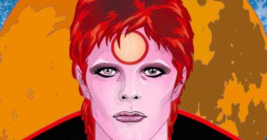 Ziggy Stardust çizgi romanından 9 sayfa paylaşıldı