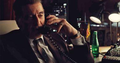 """Martin Scorsese'nin Netflix filmi """"The Irishman""""den merak kabartan görüntüler"""