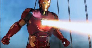 """""""Marvel's Avengers"""" oyunundan Iron-Man için özel klip"""