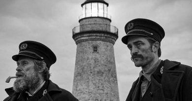 İki bekçi ve bir deniz feneri: ''The Lighthouse''tan yeni fragman