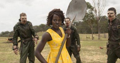 """Lupita Nyong'o zombilerle savaşırken: """"Little Monsters"""""""