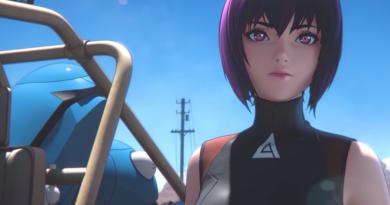 """Netflix'in """"Ghost In The Shell"""" anime serisine ilk bakış"""