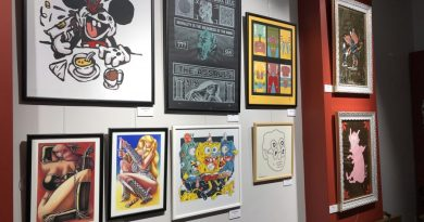 Big Baboli Şarküteri: Yeraltı kültürüne adanmış taptaze bir art shop