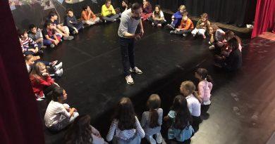 Bozcaada'da kışa yumuşak geçiş: Tenedos Tiyatro Festivali