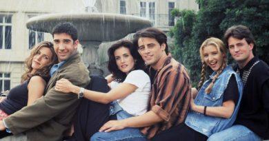 """HBO Max """"Friends Reunion Special"""" bölümü çekmenin peşinde"""