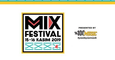 Isınma turu: MIX Festival presented by 100% Music