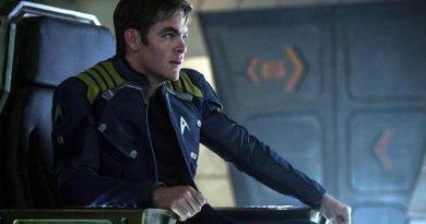 """""""Star Trek 4"""" yeniden masada"""