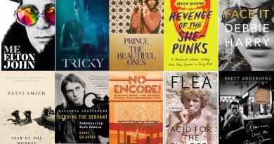 2019'da ses getiren 10 (İngilizce) müzik kitabı
