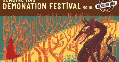 İşte Kendine Has Demonation Festivali No:10 tam programı!