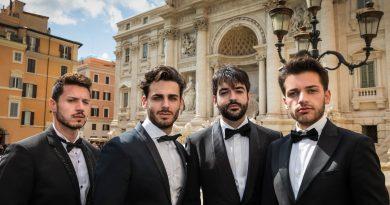 The Four Italian Tenors ve Cumhuriyet Senfoni Orkestrası, 3 Ocak'ta Zorlu PSM Turkcell Sahnesi'nde