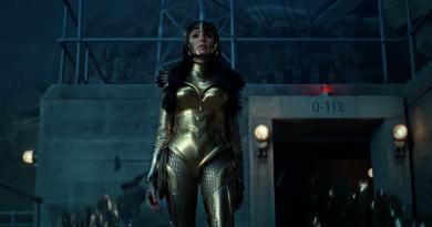 """Wonder Woman 1984""dan ilk fragman"