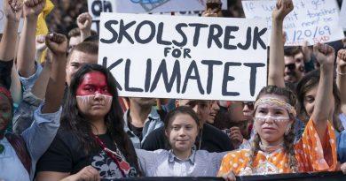 İklim aktivisti Greta Thunberg'i konu eden belgesel Hulu'da yayınlanacak