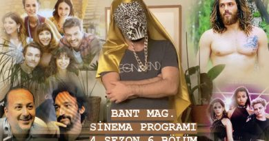 Bant Mag. Sinema Programı S04B06 (06.01.2020)