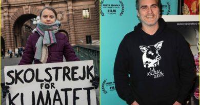 Greta'nın izinde, Joaquin Phoenix'in çabalarıyla artık Akademi de vegan