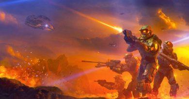 """""""Halo"""" evreninden yeni bir kitap: """"Shadows of Reach"""""""