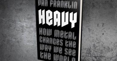 Metal müziğin köklerine ve etkilerine dair yeni bir kitap