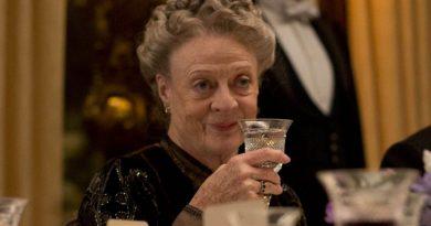 Downton Abbey'den kokteyl daveti