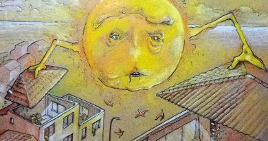Evcilik Günleri: Barışcan Avcı'dan güneşe hasret illüstrasyon