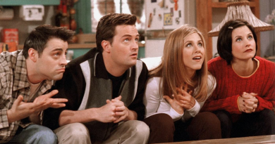 "Bir ertelenme haberi de ""Friends""den"