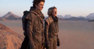 """Denis Villeneuve'ün """"Dune"""" evreninden fotoğraf yağmuru"""