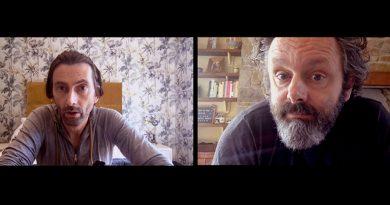 David Tennant ve Michael Sheen'den bir karantina komedisi