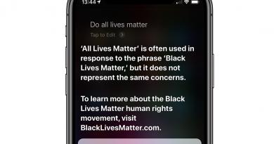 """Dijital asistanlardan """"Black Lives Matter"""" bilinçlenmesi için ağız birliği"""