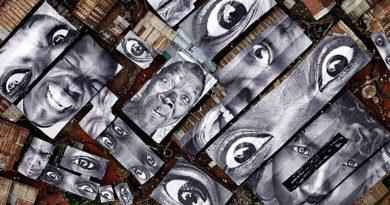 Arşivden: Ne sokak sanatçısı ne de fotoğrafçı – JR