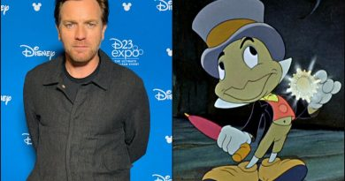 "Ewan McGregor, ""Pinocchio""da Jiminy Cricket'i seslendirecek"