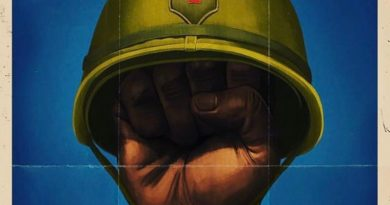 """Spike Lee'nin """"Da 5 Bloods"""" filmi için protesto niteliğinde poster"""