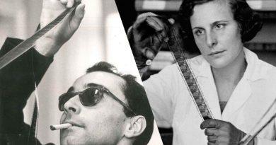 Selüloit film şeritleriyle sinema tarihine bir yolculuk