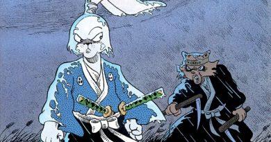 Samuray tavşan Usagi Yojimbo için yeni bir animasyon serisi