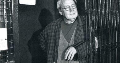 Alan Parker (1944-2020)