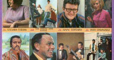 Kaptan Zaman: 1968, Panini kartlarının müzik âlemine açıldığı sene