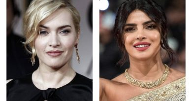 HBO Max'in uyku seansına Kate Winslet ve Priyanka Chopra Jones da katıldı