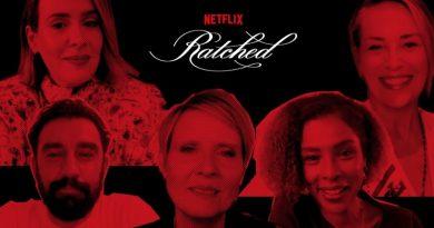 VİDEO: Ratched Röportajı | Sarah Paulson, Sharon Stone, Cynthia Nixon, Sophie Okonedo