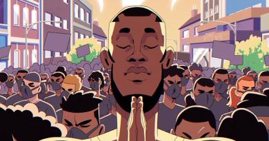 """""""Superheroes"""" ve hip hop dünyasından Chadwick Boseman anmaları"""