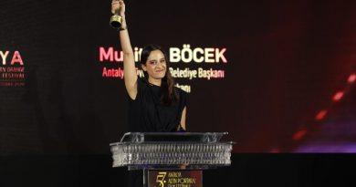 57. Antalya Altın Portakal Film Festivali'nin kazananları