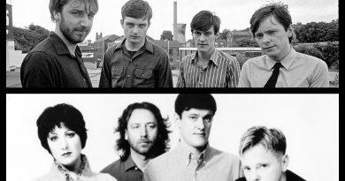 Konusunun Joy Division ve New Order, anlatıcısının Maxine Peake olduğu podcast serisi