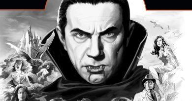 Bela Lugosi'nin Dracula performansından ilham alan yeni çizgi roman