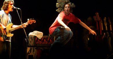 Rage Against The Machine'le 21 yıl önceye, Meksika'ya