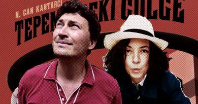 """PODCAST: Müge Turan sordu, """"Tepemizdeki Gölge"""" yazarı N. Can Kantarcı yanıtladı"""