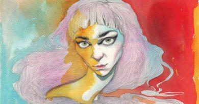 "Arşivden: Deliliğe varan ince ayrıntılar – Grimes'dan ""Art Angels'"""