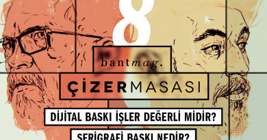 Çizer Masası #8: Dijital baskı işler değerli midir? / Serigrafi baskı nedir?