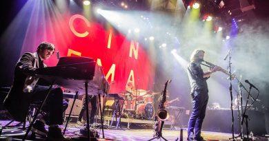 İKSV ve Southbank Centre ortaklığıyla çevrimiçi The Cinematic Orchestra konseri