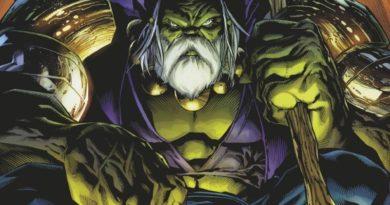 """Alternatif Hulk anlatısı detaylanıyor: """"Maestro: War and Pax"""""""