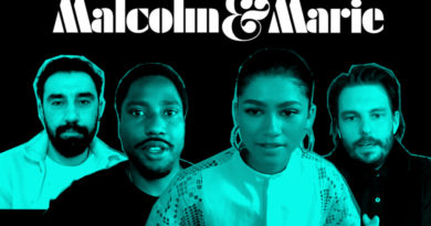 "VIDEO: Zendaya, John David Washington, Sam Levinson | ""Malcolm & Marie"" röportajı"