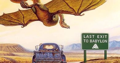 "HBO'dan George R.R. Martin'li bir dizi daha: ""Roadmarks"""