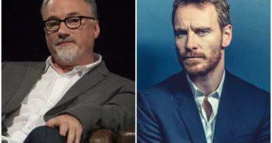 David Fincher'ın grafik roman uyarlamasında başrol Michael Fassbander'ın