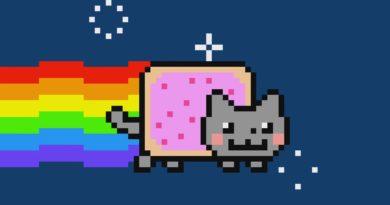 Dünya dönüyor: Kripto sanat platformunda müzayedeye çıkan Nyan Cat gif'i ve diğerleri